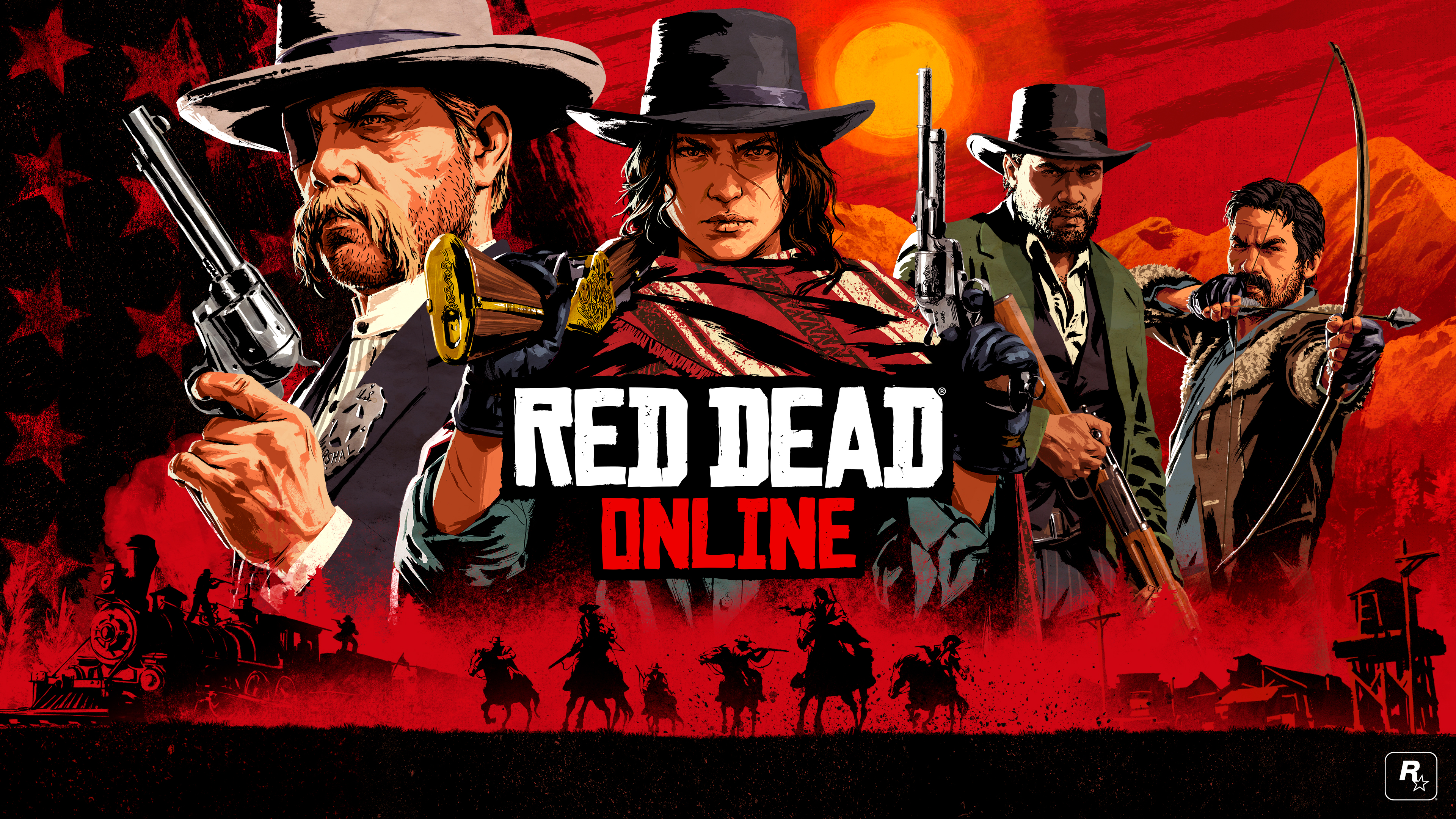 Red Dead Online : Version standalone